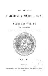 The Montgomeryshire Collections: Volume 22