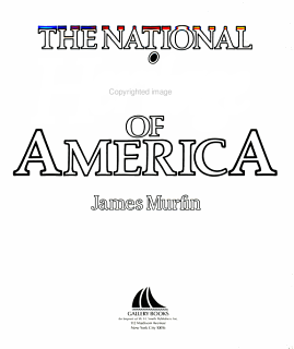 The National Parks of America Book