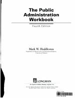 The Public Administration PDF