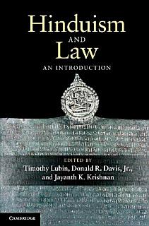 Hinduism and Law Book