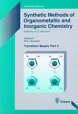 Synthetic Methods of Organometallic and Inorganic Chemistry  Volume 9  2000 PDF