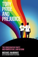 Tory Pride and Prejudice PDF