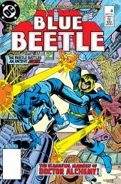Blue Beetle (1986-) #4