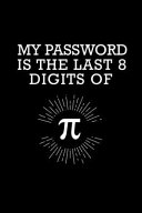 My Password Is The Last 8 Digits Of Pi