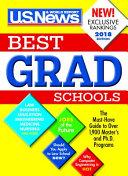 Best Graduate Schools 2018 PDF