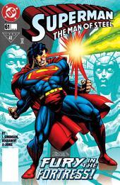 Superman: The Man of Steel (1991-) #61