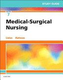 Study Guide for Medical Surgical Nursing PDF