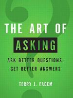The Art of Asking PDF