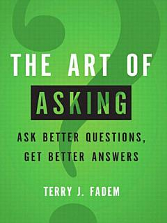 The Art of Asking Book