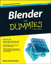 Blender For Dummies: Edition 3