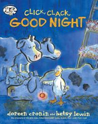 Click Clack Good Night Book PDF