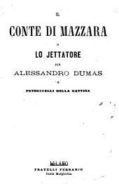 Il conte di Mazzara o lo jettatore