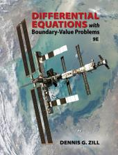 Differential Equations with Boundary-Value Problems: Edition 9