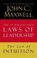 The Law of Intuition PDF