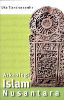 Arkeologi Islam Nusantara PDF