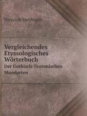 Vergleichendes Etymologisches W?rterbuch