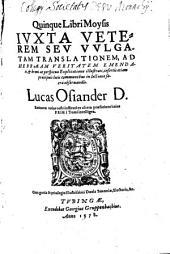 Pentateuchus lat