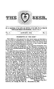 The Seer PDF