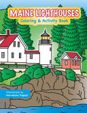 Maine Lighthouses Coloring   Activity Book PDF