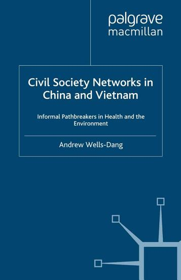 Civil Society Networks in China and Vietnam PDF
