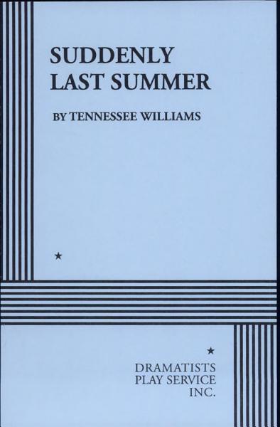 Download Suddenly Last Summer Book