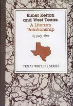 Elmer Kelton and West Texas