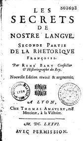 La Rhétorique françoise, où pour principale augmentation l'on trouve les secrets de nostre langue: Page2