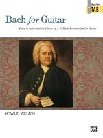 Bach for Guitar  Masters in TAB PDF
