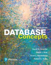 Database Concepts: Edition 8
