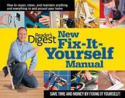 New Fix it yourself Manual PDF