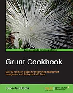 Grunt Cookbook