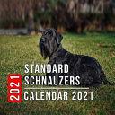 Standard Schnauzers Calendar 2021