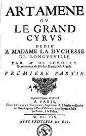 Artamène ou le Grand Cyrus: Volume1