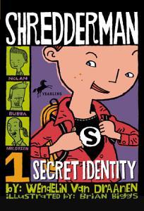 Shredderman  Secret Identity PDF