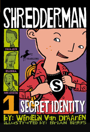 Shredderman  Secret Identity PDF