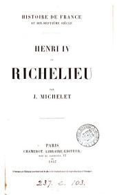 Histoire de France: Volume11
