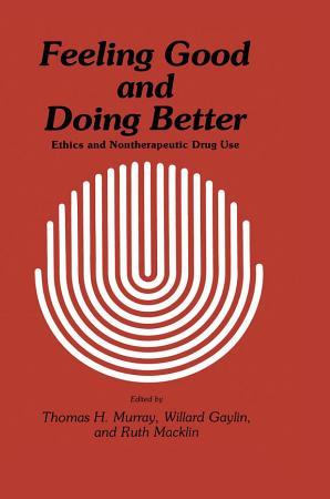Feeling Good and Doing Better PDF