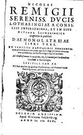 Daemonolatreia