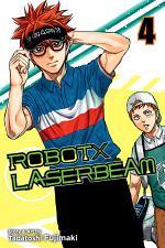 ROBOTxLASERBEAM, Vol. 4