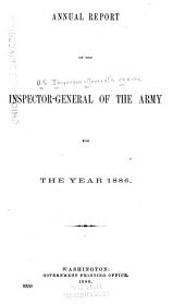 Report of the Inspector General to the Secretary of War ..