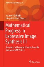 Mathematical Progress in Expressive Image Synthesis III
