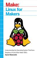Linux for Makers PDF