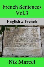 French Sentences Vol.3