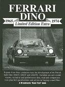 Ferrari Dino Limited Edition Extra 1965-1974