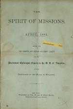 The Spirit of Missions