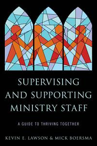 Supervising and Supporting Ministry Staff PDF