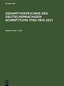 Gest   Gleh PDF