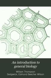 An Introduction to General Biology