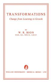 Transformations: Change from Learning to Growth