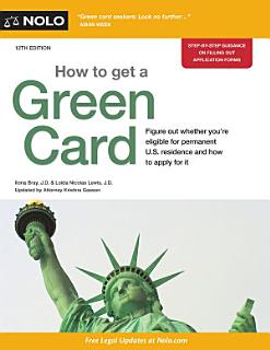 How to Get a Green Card Book